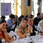 M 100 Sanssouci Colloquium 2016 with Tanit Koch