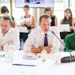 M 100 Sanssouci Colloquium 2016 with Jim Egan