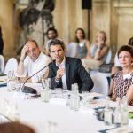 M 100 Sanssouci Colloquium 2016 with Ali Aslan