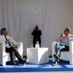 M 100 Sanssouci Colloquium 2016 with Can Dündar and Kai Diekmann