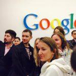 Excursion to Google 2016