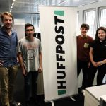 Internship at HuffPost