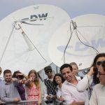 Excursion to Deutsche Welle 2016
