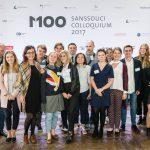M100YEJ 2017 beim Sanssouci colloquium