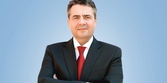 Sigmar Gabriel, Außenminister, Deutschland