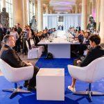 Special Talk with Natalia Sindeeva und Ingo Mannteufel am M100 Sanssouci Colloquium 2017