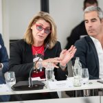M100 Sanssouci Colloquium 2018 with Bernardo Pires de Lima and Annalisa Piras