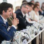 M100 Sanssouci Colloquium 2018 with Gabriel Richard-Molard
