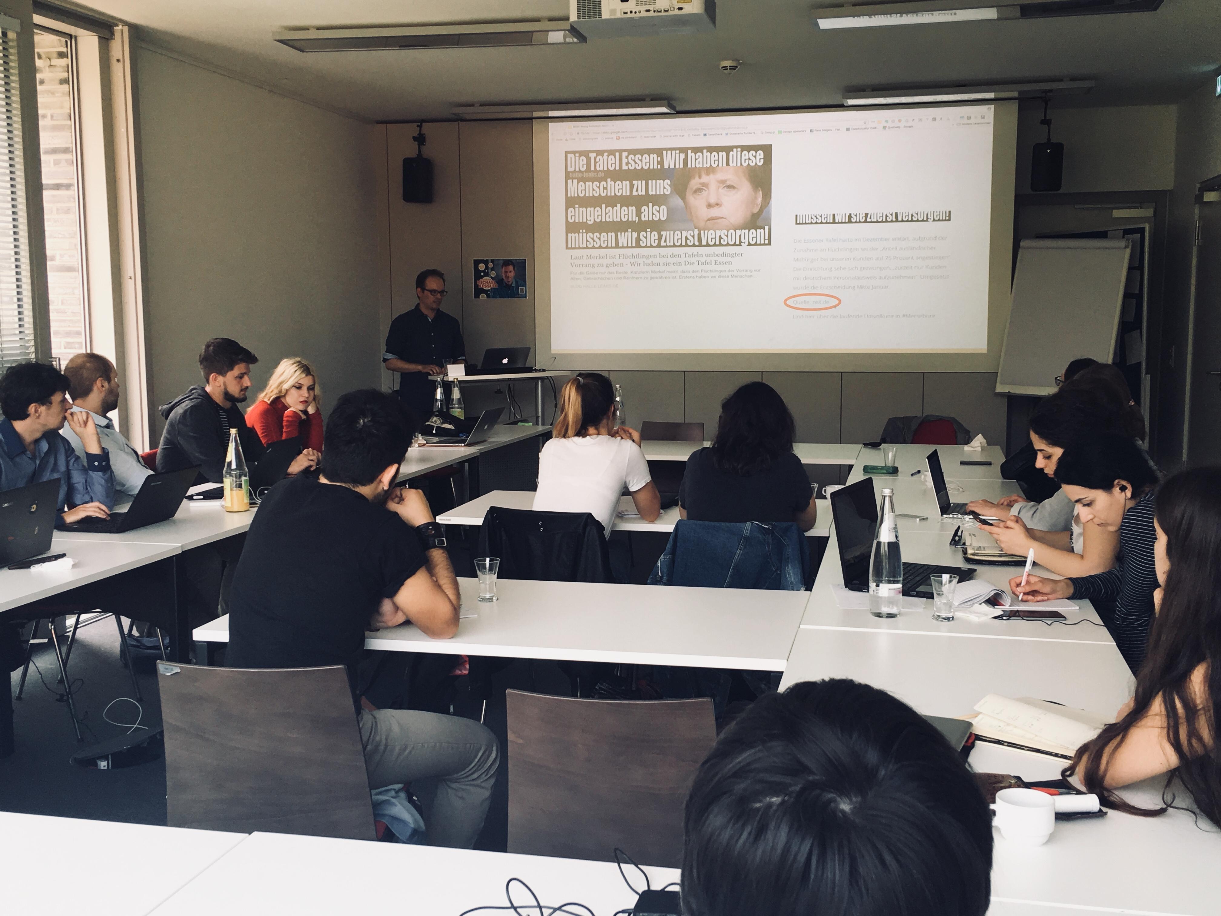 M100 Young European Journalists – M100 SANSSOUCI COLLOQUIUM