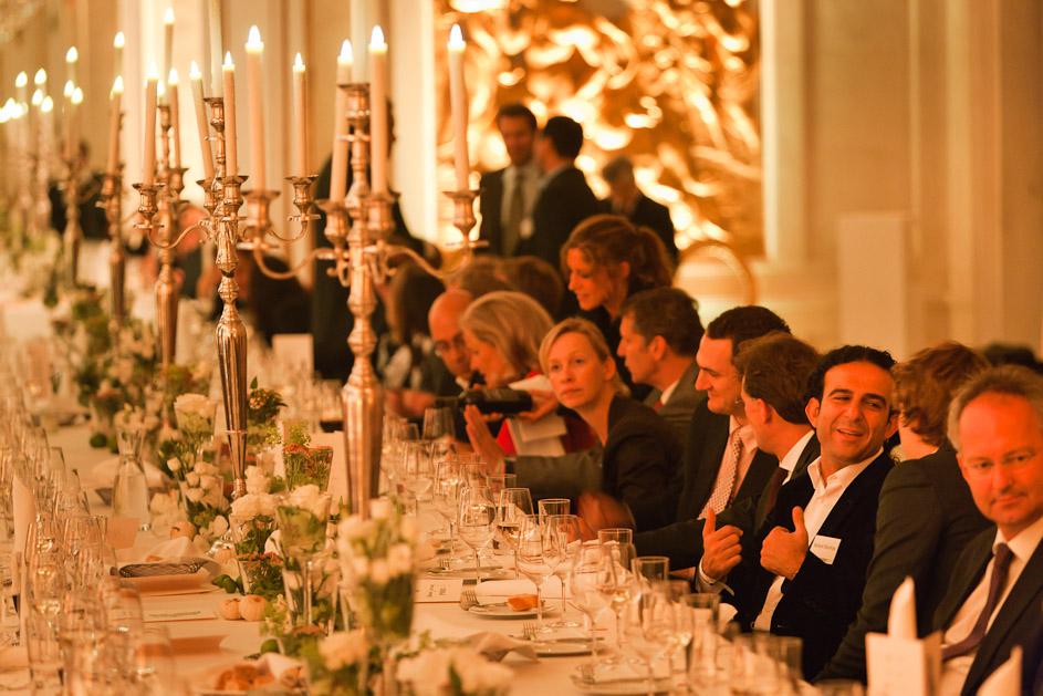 M100 Gala Dinner 2011