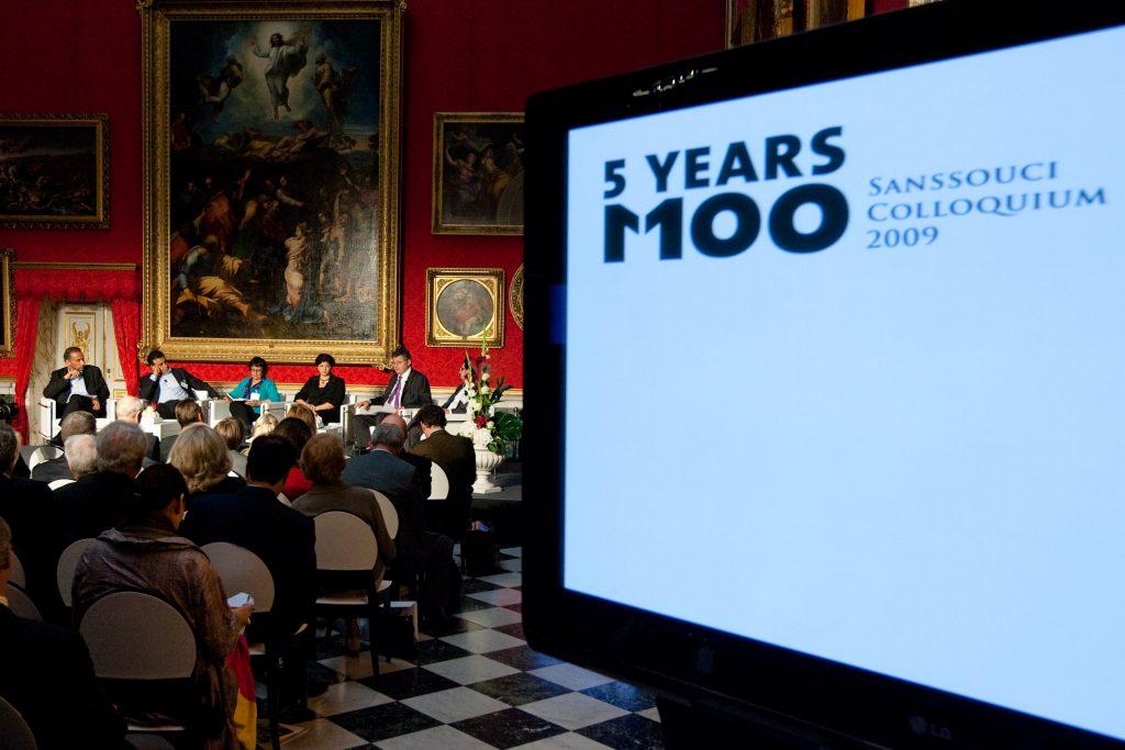 M100 Sanssouci Colloquium 2009