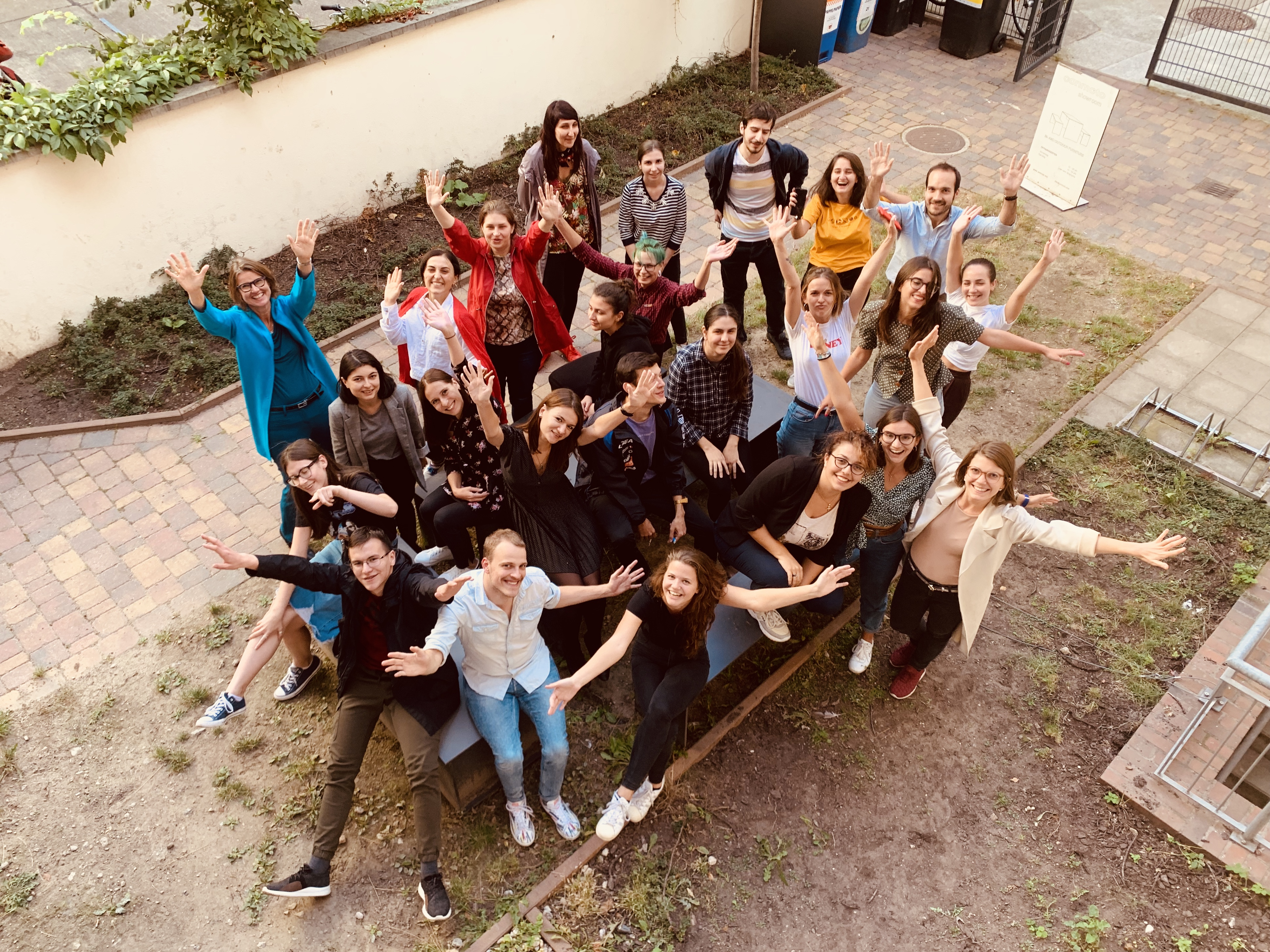 M100 Young European Journalists Workshop 2019 with Dr. Alexandra Borchardt