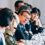 M100 Sanssouci Colloquium 2019 with Christoph von Marschall