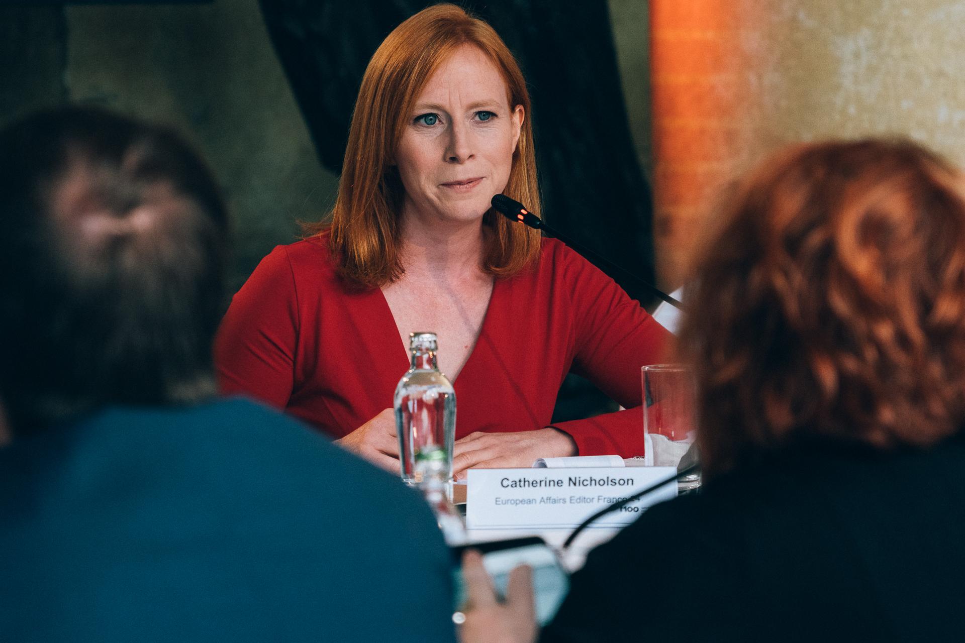 M100 Sanssouci Colloquium 2019 with Catherine Nicholson