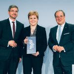 M100 Media Award 2019 to Nicola Sturgeon