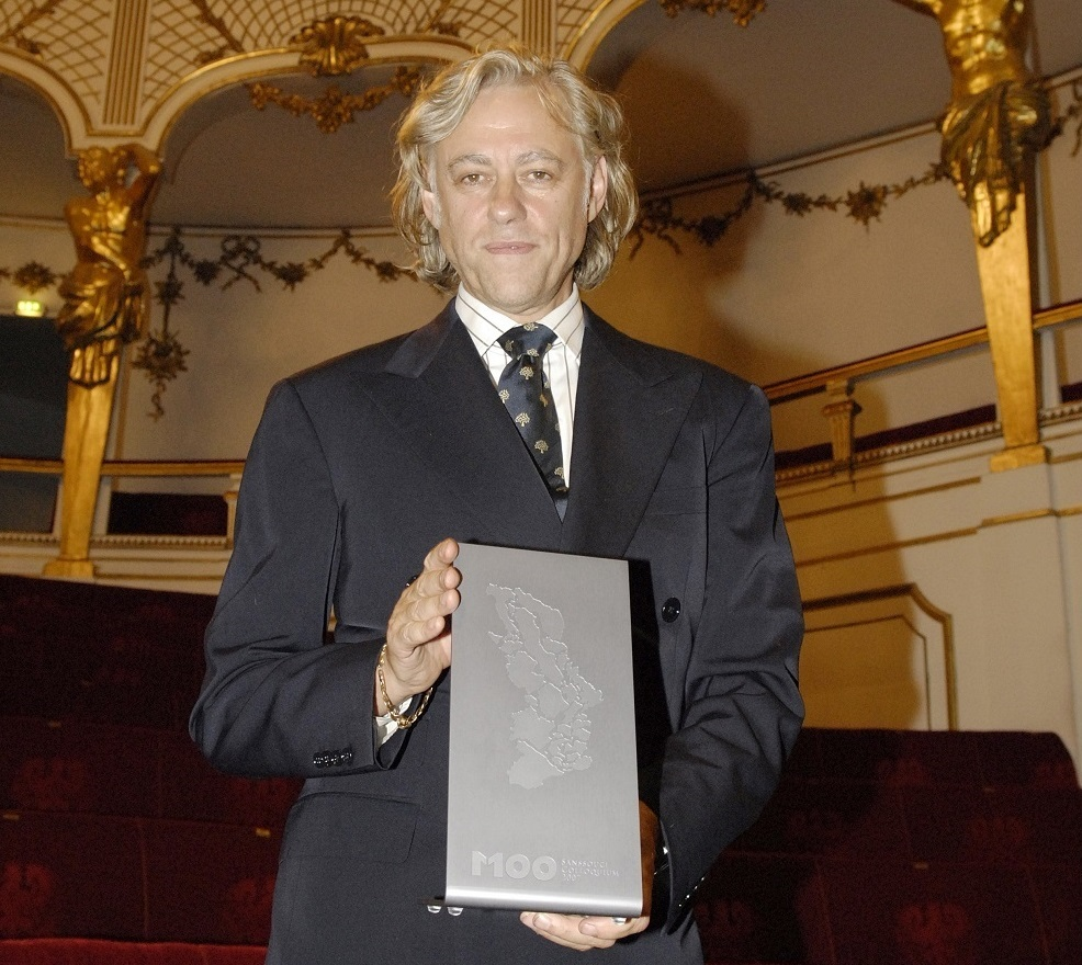 Bob Geldof 2007