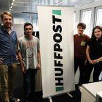Hospitanz 2017 bei Huffpost