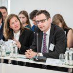 M100 Sanssouci Colloquium 2018 mit Lorenz Hemicker und Anuška Delić