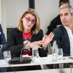 M100 Sanssouci Colloquium 2018 mit Bernardo Pires de Lima und Annalisa Piras