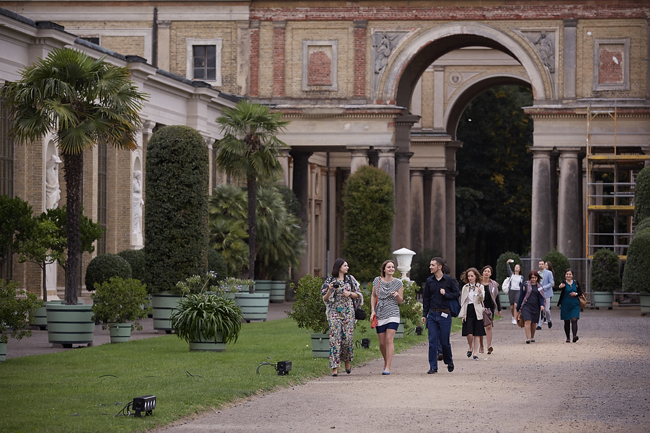 M100 Sanssouci Colloquium 2015 in der Orangerie im Park Sanssouci