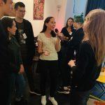 Begrüßungsabend beim M100 Young European Journalists Workshop 2019