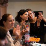 Pitch des M100 Young European Journalists Workshop 2019 in der Friedrich-Naumann-Stiftung