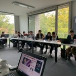 M100 Young European Journalists Workshop 2019 im MIZ Babelsberg