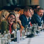 Annalisa Piras beim M100 Sanssouci Colloquium 2019